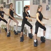 ダンサーのためのマスターストレッチ